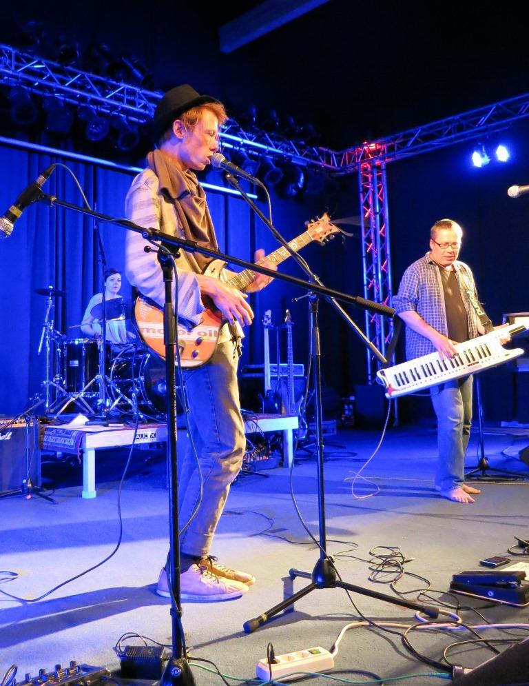 Andi Valandi & Band in der Tante JU, Dresden