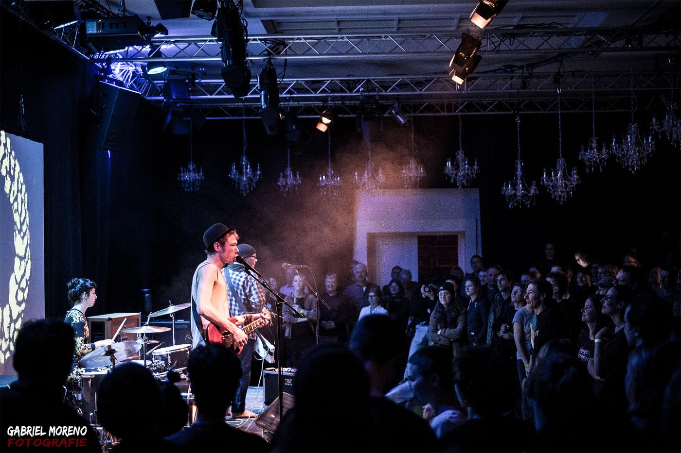 Andi Valandi & Band - Foto: Gabriel Moreno