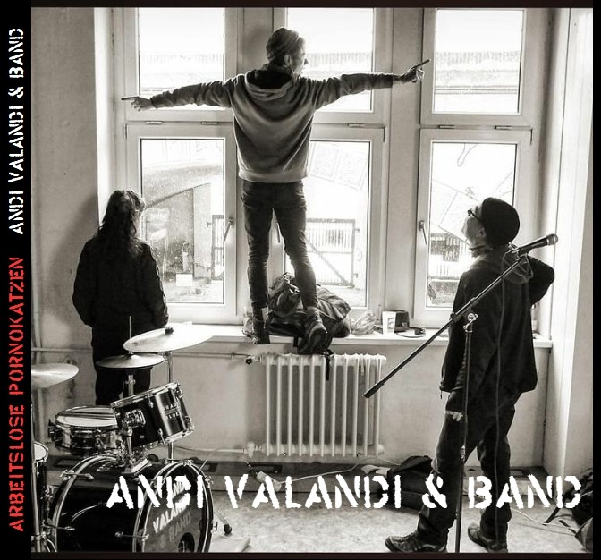 Andi Valandi & Band - Foto: mysticpizzajoe78